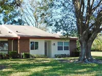 3351 Stonehaven Court W UNIT D, Palm Harbor, FL 34684 - MLS#: U7840501