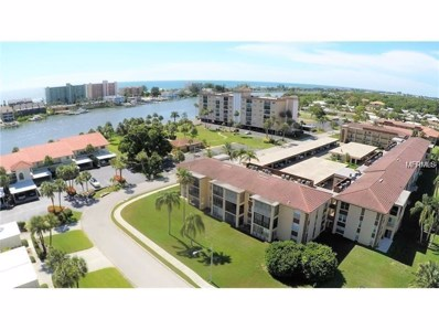 10215 Regal Drive UNIT 35, Largo, FL 33774 - MLS#: U7840553