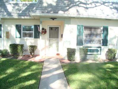 1466 Normandy Park Drive UNIT 2, Clearwater, FL 33756 - MLS#: U7840624