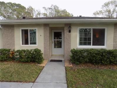 1024 Dunrobin Drive UNIT D, Palm Harbor, FL 34684 - MLS#: U7840802