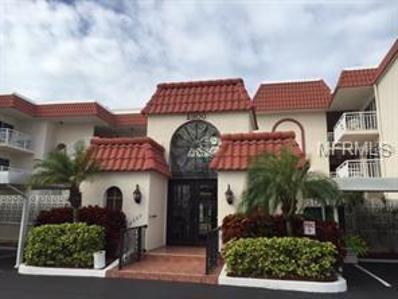 2900 Gulf Boulevard UNIT 107, Belleair Beach, FL 33786 - MLS#: U7840952