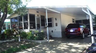 82 Cypress Drive UNIT 16, Safety Harbor, FL 34695 - MLS#: U7841043