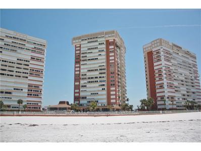 17920 Gulf Boulevard UNIT 1703, Redington Shores, FL 33708 - MLS#: U7841222