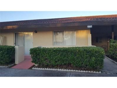 1507 16TH Circle SE, Largo, FL 33771 - MLS#: U7841542