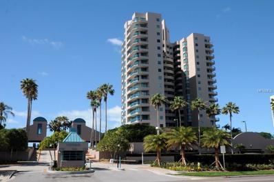 1520 Gulf Boulevard UNIT 507, Clearwater Beach, FL 33767 - #: U7841592