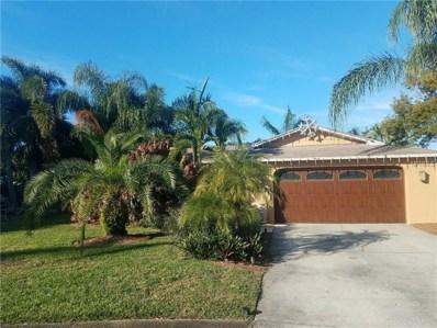 1386 Crescent Court, Tarpon Springs, FL 34689 - MLS#: U7841657