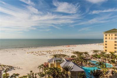 11 Baymont Street UNIT 808, Clearwater Beach, FL 33767 - MLS#: U7841822