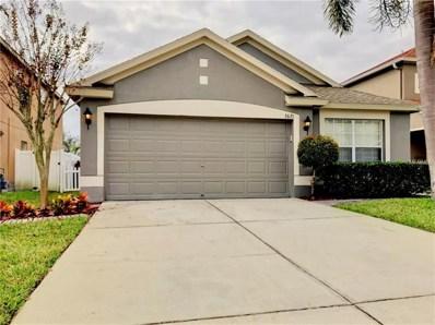 3621 Heron Island Drive, New Port Richey, FL 34655 - MLS#: U7841833