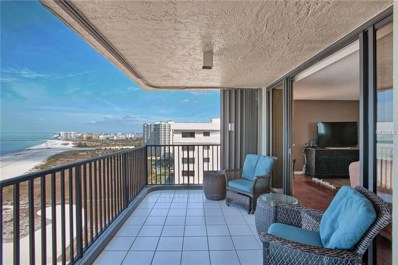 1290 Gulf Boulevard UNIT 2008, Clearwater Beach, FL 33767 - MLS#: U7841921