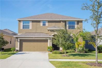 16620 Myrtle Sand Drive, Wimauma, FL 33598 - MLS#: U7841926