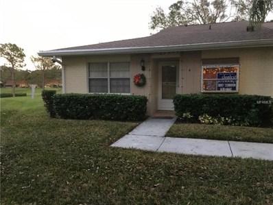 1060 Dunrobin Drive UNIT A, Palm Harbor, FL 34684 - MLS#: U7842014