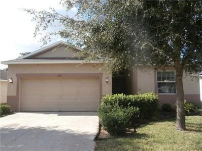 439 Winthrop Drive, Spring Hill, FL 34609 - MLS#: U7842203