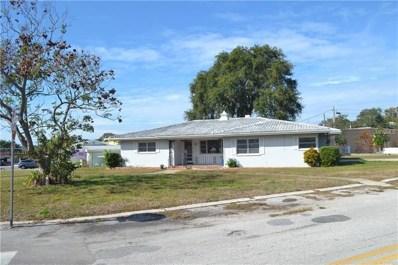 1025 Illinois Avenue, Palm Harbor, FL 34683 - MLS#: U7842357