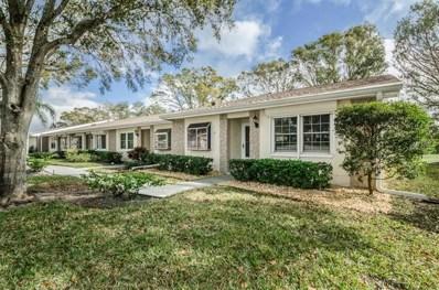 1048 Dunrobin Drive UNIT D, Palm Harbor, FL 34684 - MLS#: U7842367