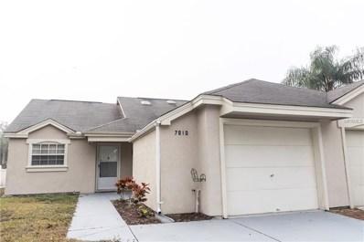 7810 Hancock Street, New Port Richey, FL 34653 - MLS#: U7842369