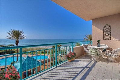 1560 Gulf Boulevard UNIT 405, Clearwater Beach, FL 33767 - MLS#: U7842426
