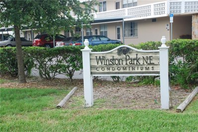 4910 Bay Street NE UNIT 305, St Petersburg, FL 33703 - MLS#: U7842482