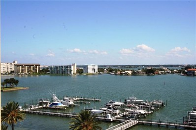 501 Mandalay Avenue UNIT 709, Clearwater Beach, FL 33767 - MLS#: U7842488
