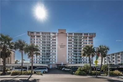 675 S Gulfview Boulevard UNIT 508, Clearwater Beach, FL 33767 - MLS#: U7842527