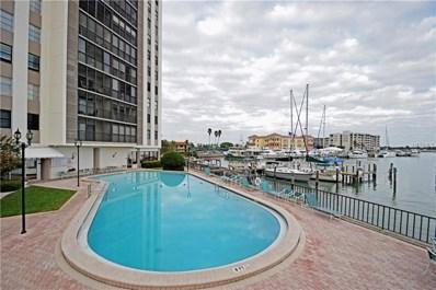 10355 Paradise Boulevard UNIT 814, Treasure Island, FL 33706 - MLS#: U7842719