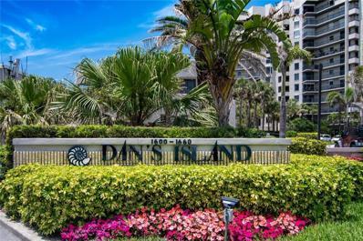 1600 Gulf Boulevard UNIT 312, Clearwater Beach, FL 33767 - MLS#: U7842758