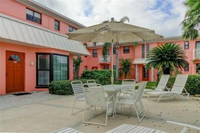 6800 Sunset Way UNIT 700, St Pete Beach, FL 33706 - MLS#: U7842771