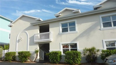 245 104TH Avenue UNIT 8, Treasure Island, FL 33706 - MLS#: U7842773