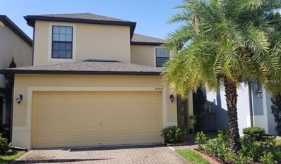 2727 Garden Falls Drive, Brandon, FL 33511 - MLS#: U7842774
