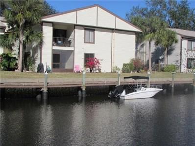 344 Moorings Cove Drive UNIT 3A, Tarpon Springs, FL 34689 - MLS#: U7842814