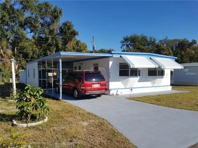 6605 Kumquat Drive, New Port Richey, FL 34653 - MLS#: U7842856