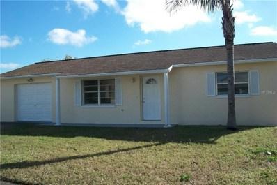 3038 Bigelow Drive, Holiday, FL 34691 - MLS#: U7842965