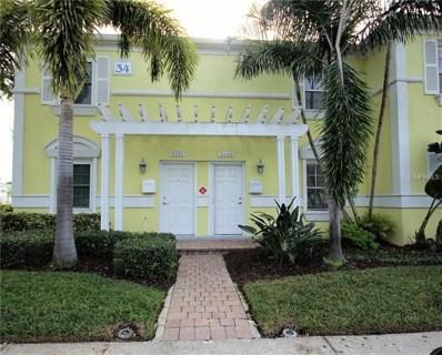 5234 Beach Drive SE, St Petersburg, FL 33705 - MLS#: U7842995