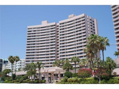 1340 Gulf Boulevard UNIT 3G, Clearwater Beach, FL 33767 - MLS#: U7843197