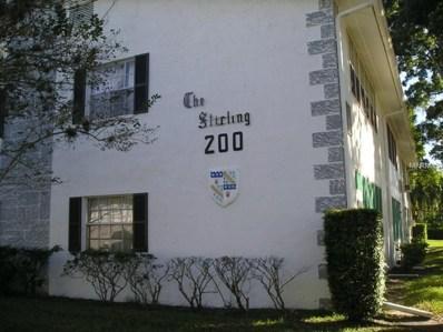 200 Glennes Lane UNIT 206, Dunedin, FL 34698 - MLS#: U7843246