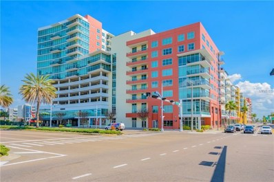 1120 E Kennedy Boulevard UNIT 616, Tampa, FL 33602 - MLS#: U7843423