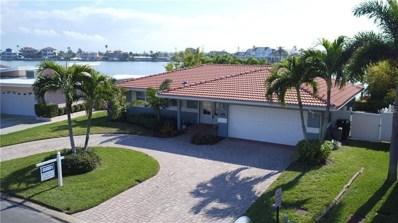 417 Bath Club Boulevard N, North Redington Beach, FL 33708 - MLS#: U7843458
