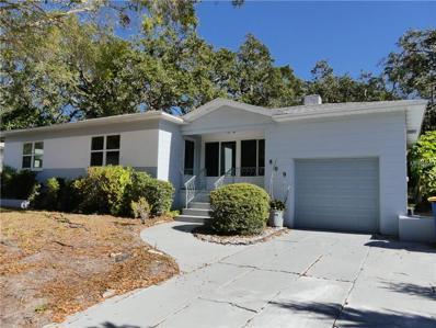 809 Chester Drive, Clearwater, FL 33756 - MLS#: U7843486