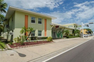 11730 Gulf Boulevard UNIT 31, Treasure Island, FL 33706 - MLS#: U7843515