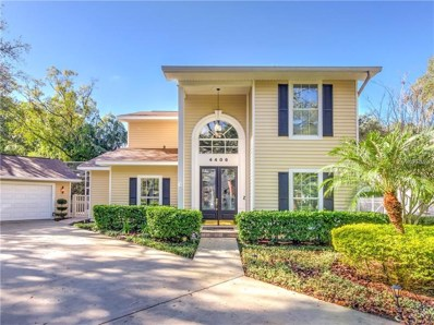 4406 Charleston Court, Tampa, FL 33609 - MLS#: U7843779