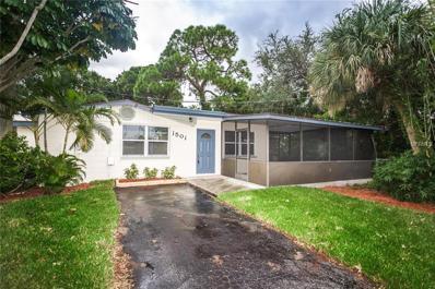 1501 Delaware Avenue NE, St Petersburg, FL 33703 - MLS#: U7844047