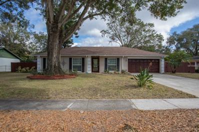 525 Carriage Hills Drive, Temple Terrace, FL 33617 - MLS#: U7844199