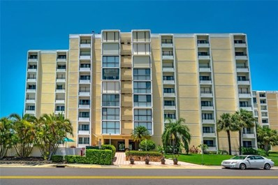 830 S Gulfview Boulevard UNIT 605, Clearwater Beach, FL 33767 - MLS#: U7844206