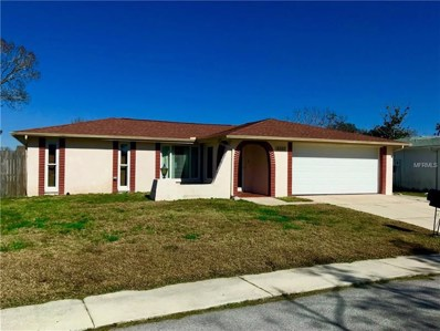 9720 Lakeside Lane, Port Richey, FL 34668 - MLS#: U7844467