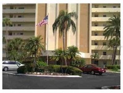 4775 Cove Circle UNIT 107, St Petersburg, FL 33708 - MLS#: U7844651