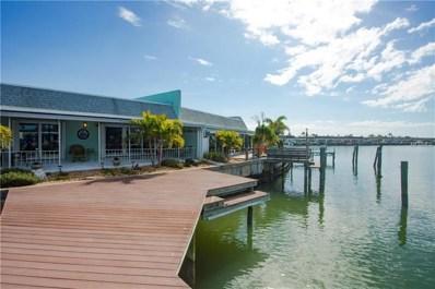 379 Boca Ciega Point Boulevard UNIT 504, St Petersburg, FL 33708 - MLS#: U7844713