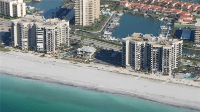 1600 Gulf Boulevard UNIT 418, Clearwater Beach, FL 33767 - MLS#: U7844739