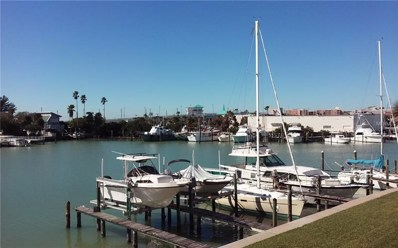 12500 Capri Circle N UNIT 201, Treasure Island, FL 33706 - MLS#: U7844752
