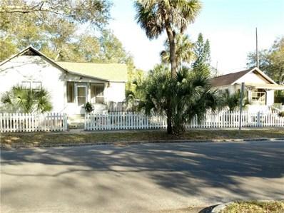 1017 Dartmoor Street N, St Petersburg, FL 33701 - MLS#: U7844853
