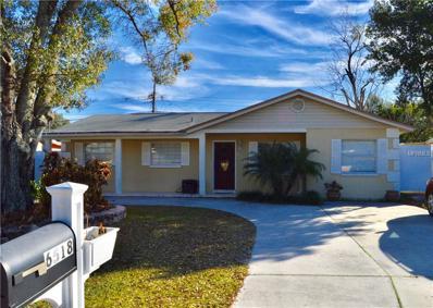 6518 W Clifton Street, Tampa, FL 33634 - MLS#: U7845405