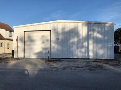 4930 8TH Avenue S, Gulfport, FL 33707 - MLS#: U7845645